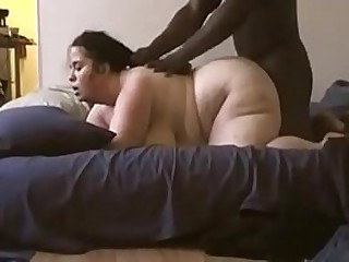White BBWs Love Taking BBC From The Back