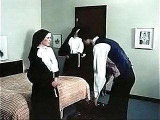 Addicto Nuns Vintage 1970s Dansk horny dutch dansih slut fest