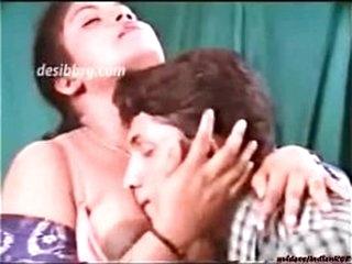 Indian B Grade Actress in Porn Movie