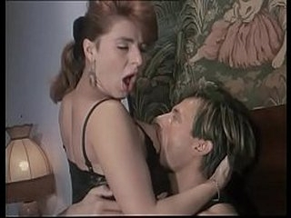 Italian vintage porn: hot sex in sexy lingerie