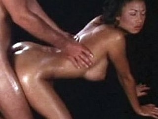 Vintage Erotica 1970s with Asian Girl - Oriental Massage
