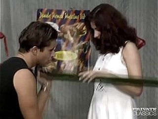 Anal sex with vintage babes in the box ring
