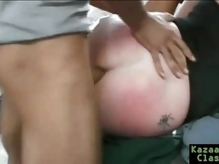 BBW Fat police cop gangbang from Kazaa and Limewire
