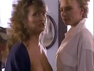 The hottest strapon lesbian scene