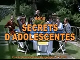 (VINTAGE FILME)Experiê_ncias Secretas  1980