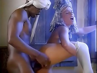 aladin  retro black dick orgy