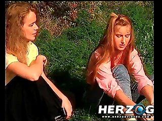 Herzog Videos Classic German porn filth video