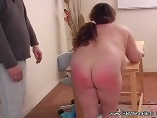 BBW Wife Makes Husband Angry