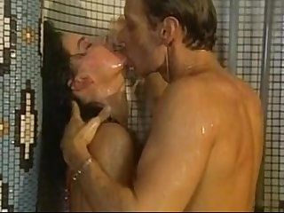 Shower sex retro
