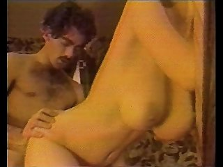 Christy Canyon &_ David Sanders classic sex scene