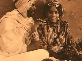 Taboo Vintage Films Presents '_A Night In A Moorish Harem, by Lord George Herbert, Chapter Thirteen, The Arabian Lady'_s Story, Pt.1'_