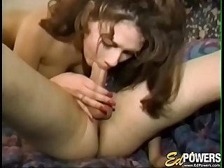 EDPOWERS  Beautiful Brigette forms 69 before anal spitroast
