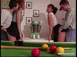 Kai Nobel and Stephanie Hart, Anal Pool