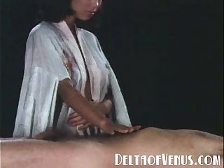 1970s Vintage Chinese Girl, Massage &_ Fuck