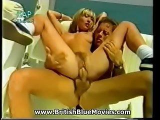 British retro with Claire Butland and Rocco