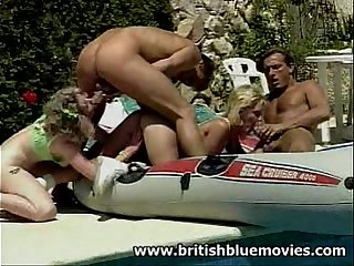 British Retro Hardcore with Nicky Pearce as Paula Cream