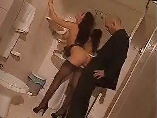 Erika toilet scene